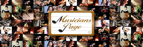Musicians Page