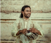 Niraj Kumar Tabla India Tabla