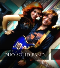 DUO SOLID BAND