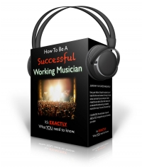 How To Be A Successful Working Musician