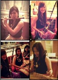 Chinese instruments performance