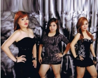 X3M All female Trio Band