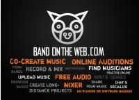Band On The Web