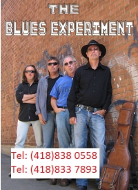 The Blues Experiment