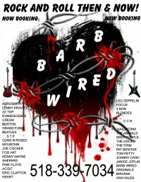 The BARB WIRED BAND