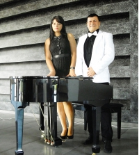 Real international duo - Piano & Voice