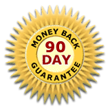 90 Days Money Back Guarantee!