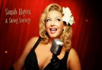 Sarah Hayes Jazz Singer