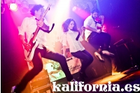 kalifornia party band
