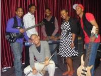 THE CRESHWELL OCTOBER BAND