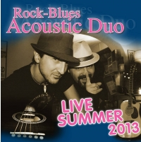 Rock Blues Acoustic Duo